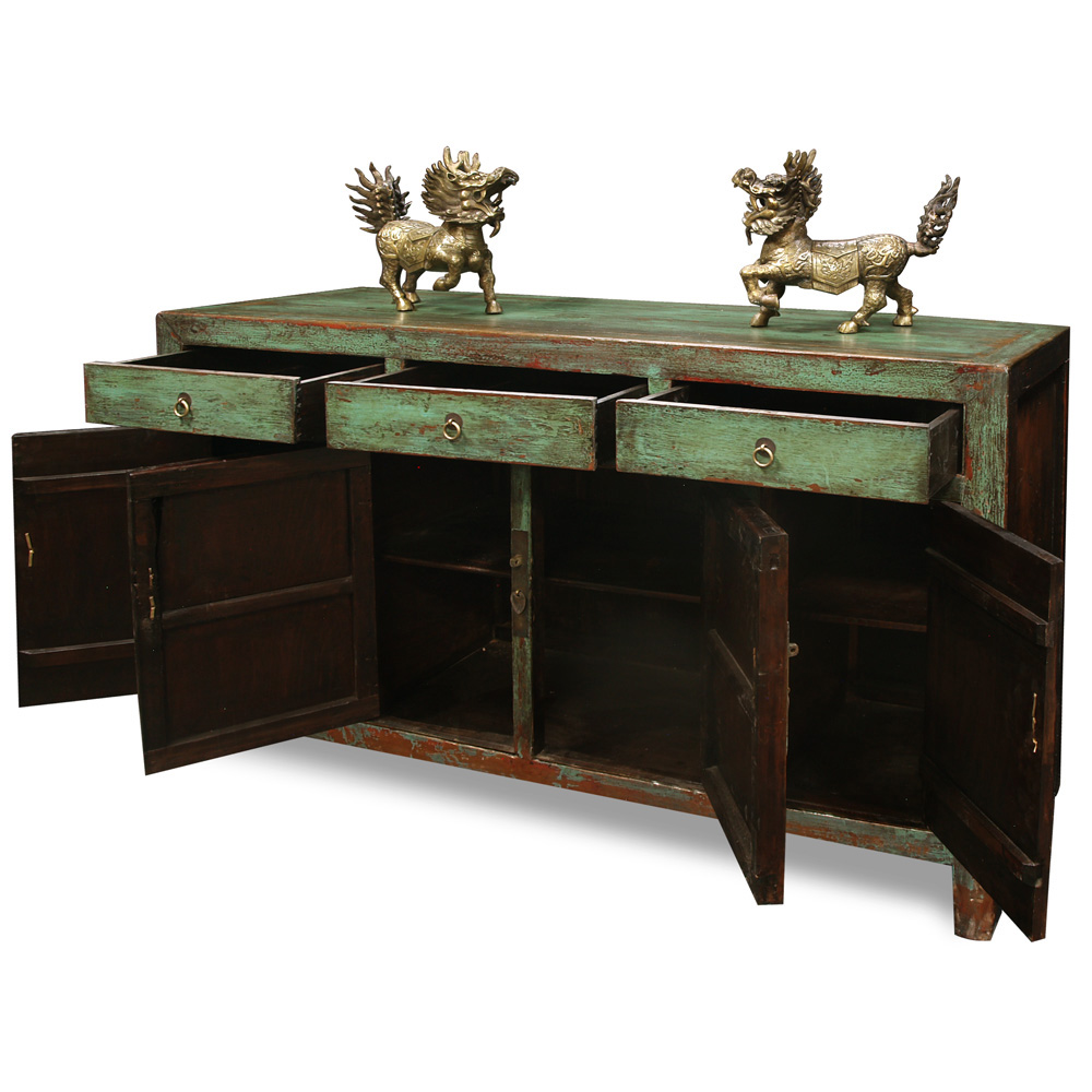 Elmwood Peking Sideboard