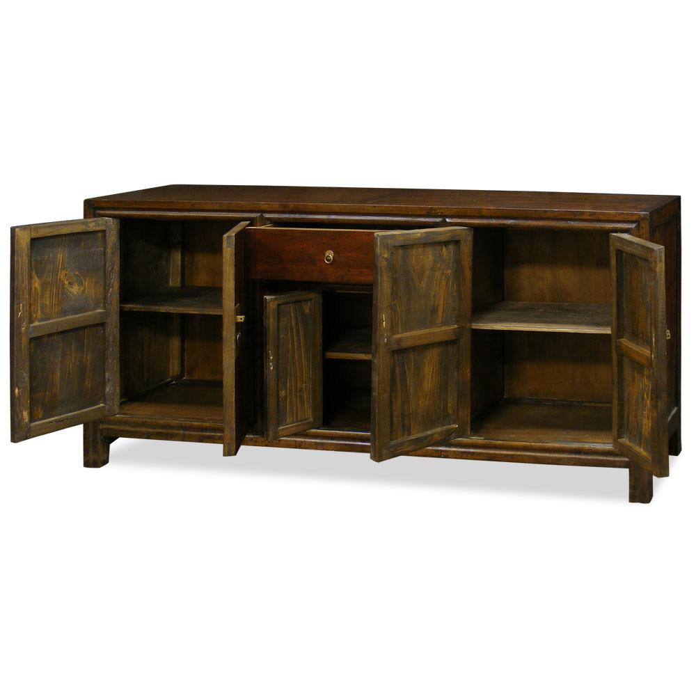 Elmwood He-Pei Cabinet