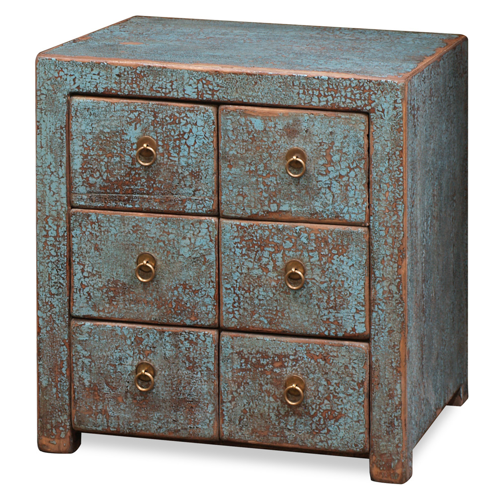 Elmwood Chest of Drawers
