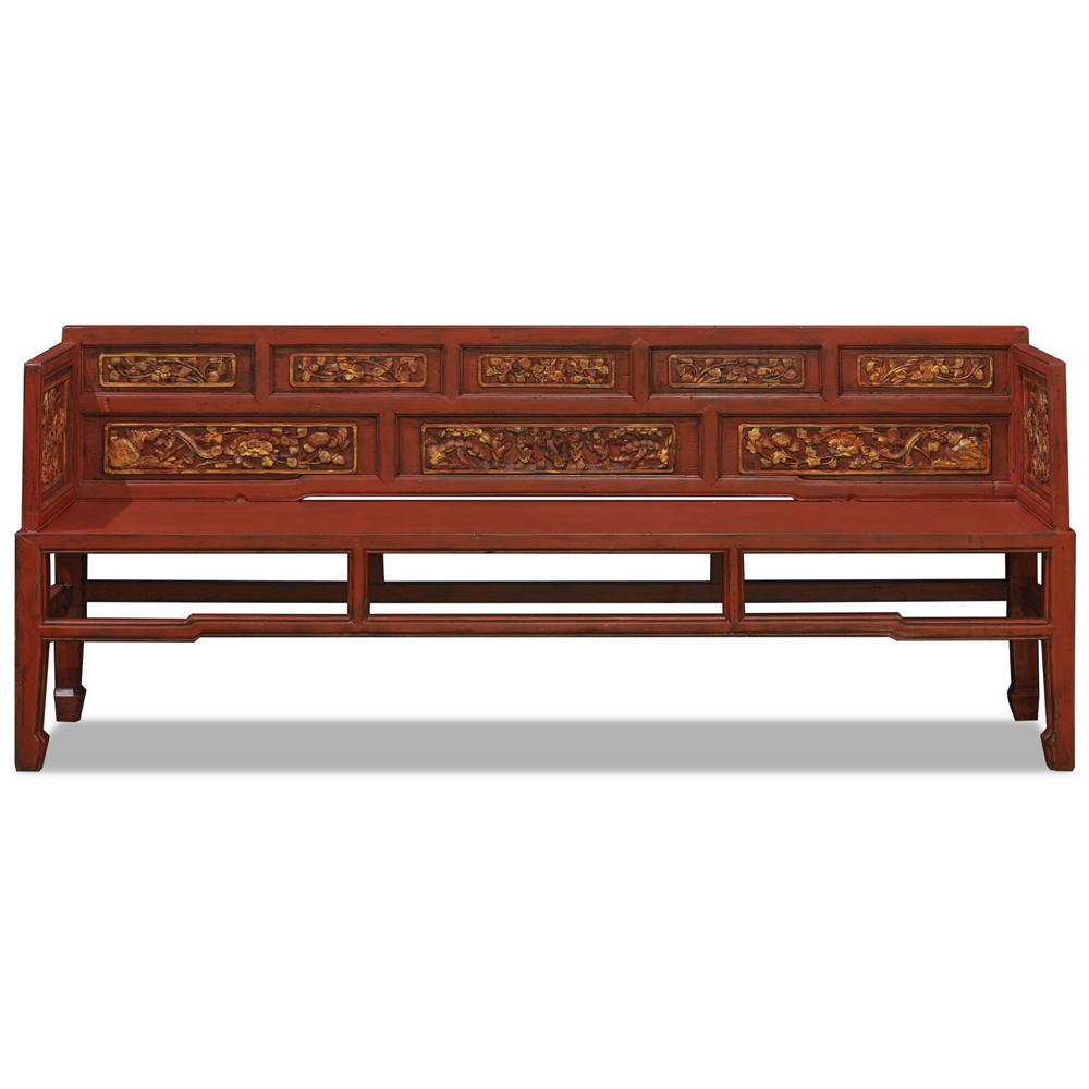 Elmwood Imperial Palace Bench