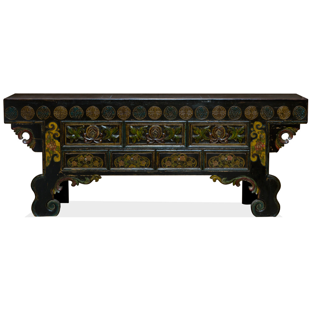 Elmwood Vintage Imperial Altar Table