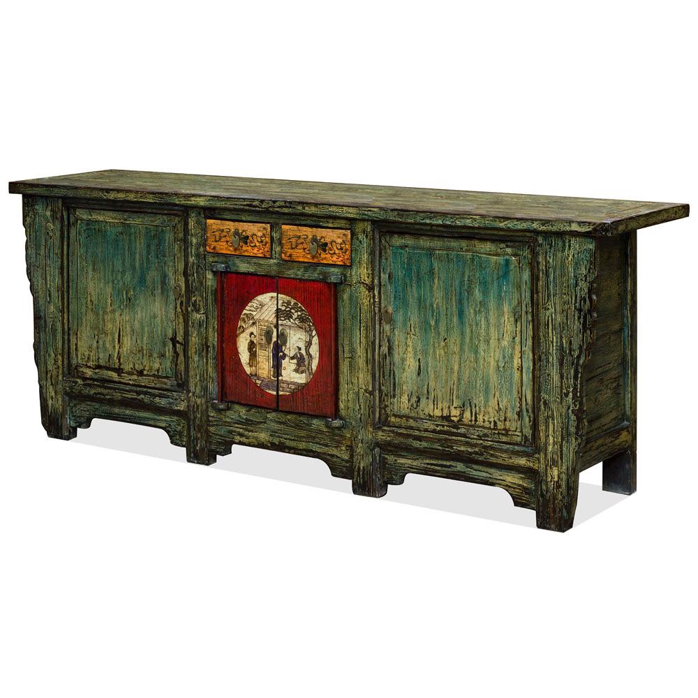 Elmwood Vintage Peking Sideboard
