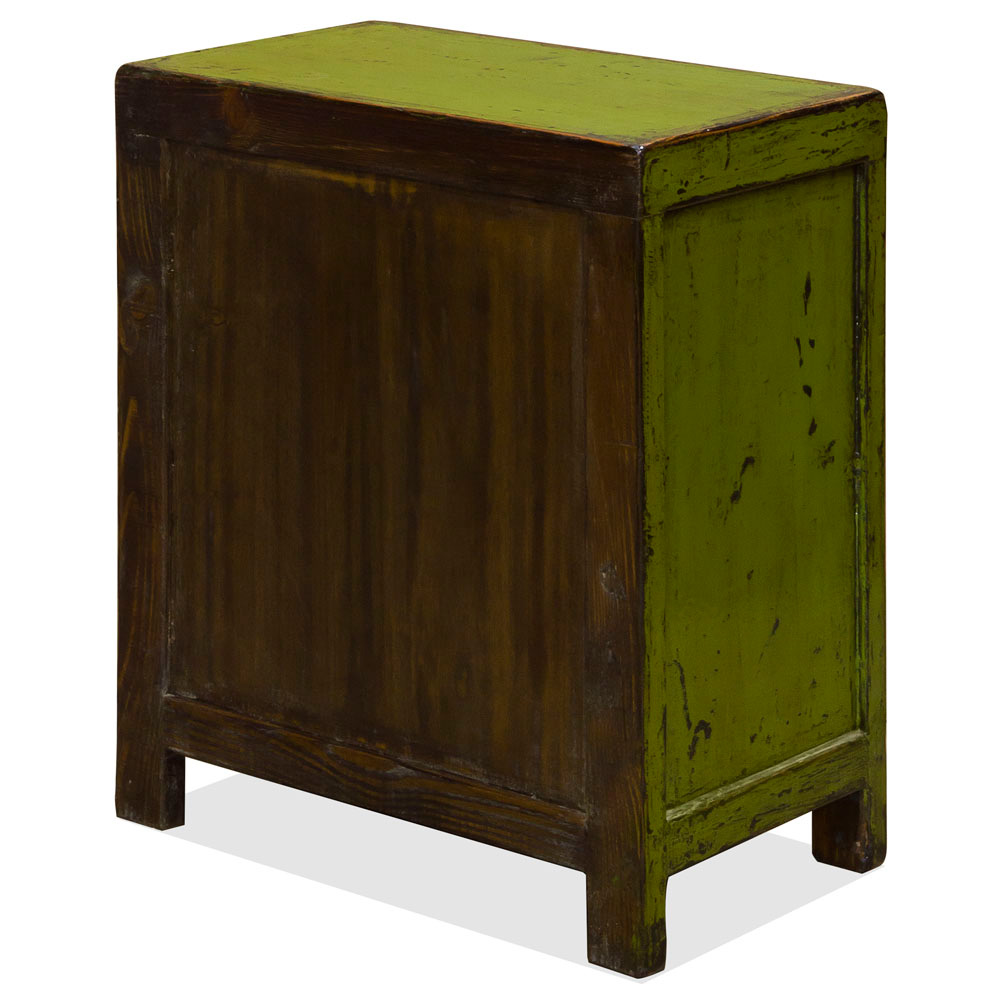 Vintage Elmwood Petite San Mandarin Cabinet
