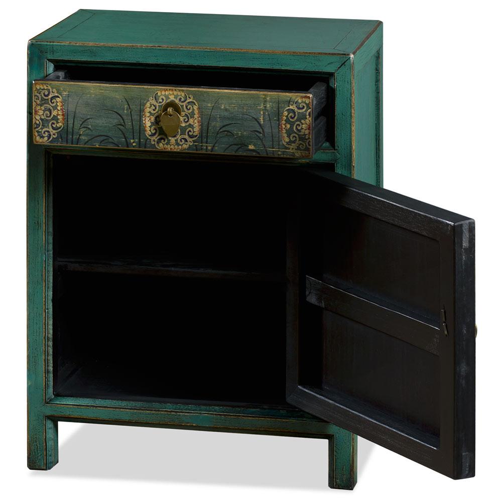 Elmwood Petite Parvane Tibetan Cabinet