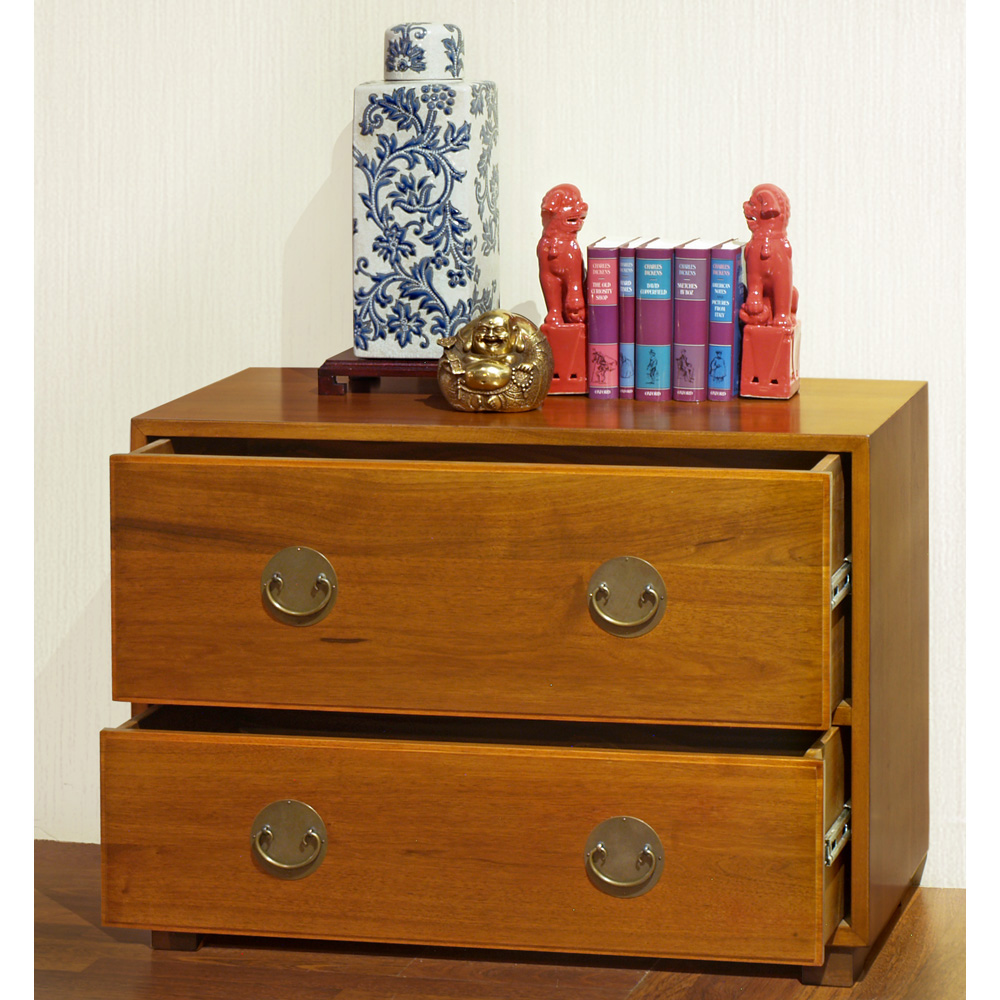 Elmwood 2-Drawer Cabinet