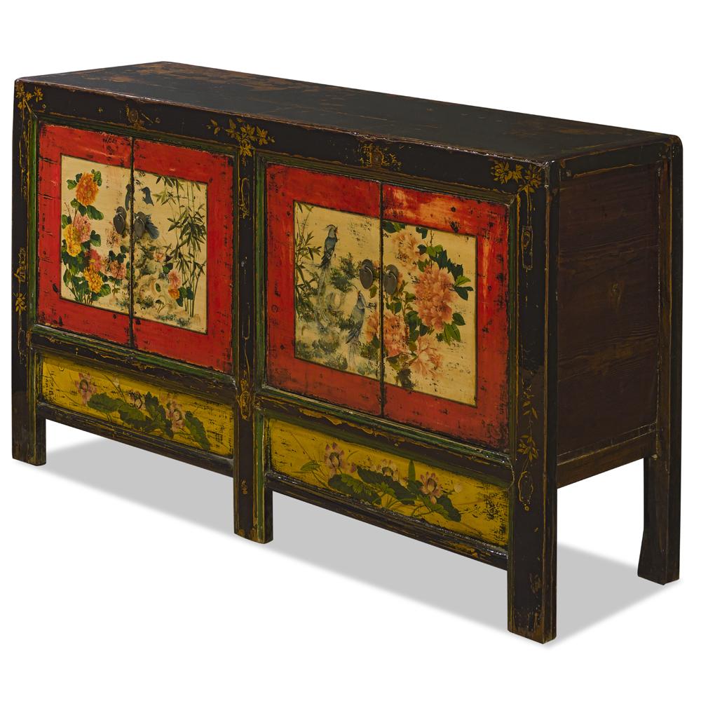 Elmwood Gansu Peony Cabinet