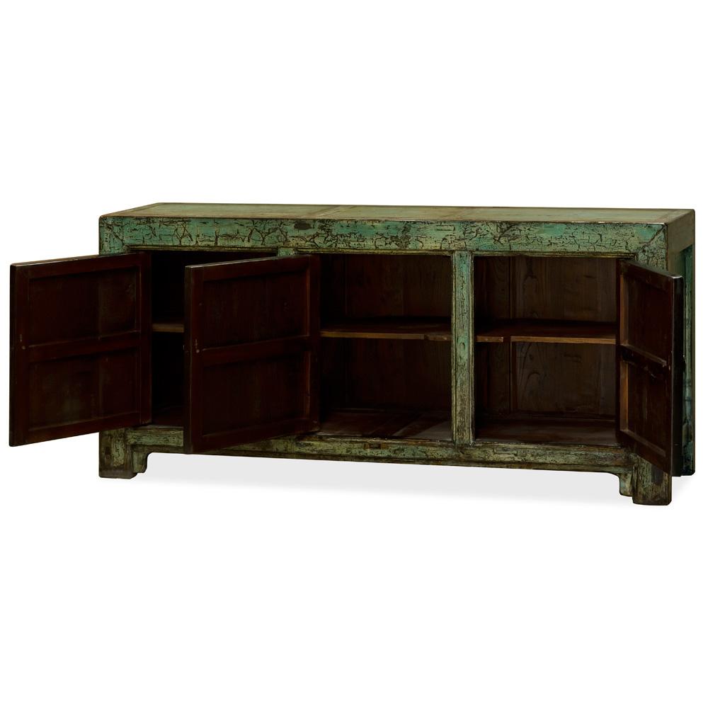 Elmwood Vintage Peking Cabinet