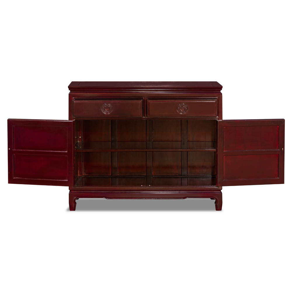 Dark Cherry Rosewood Longevity Sideboard