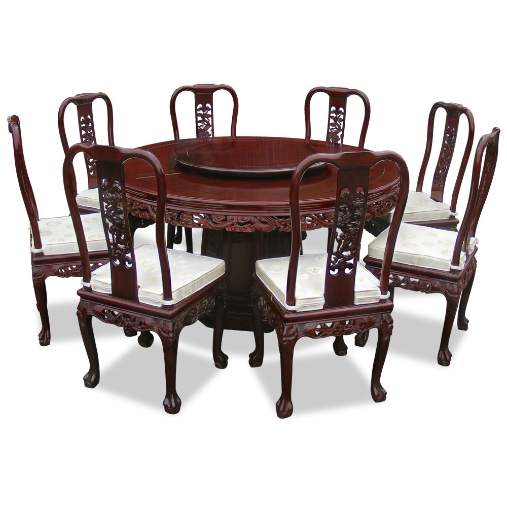 Round dining tables for 8 for Round dining table for 8