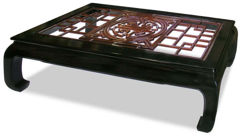 Rosewood Furniture Asian Coffee Table Available From