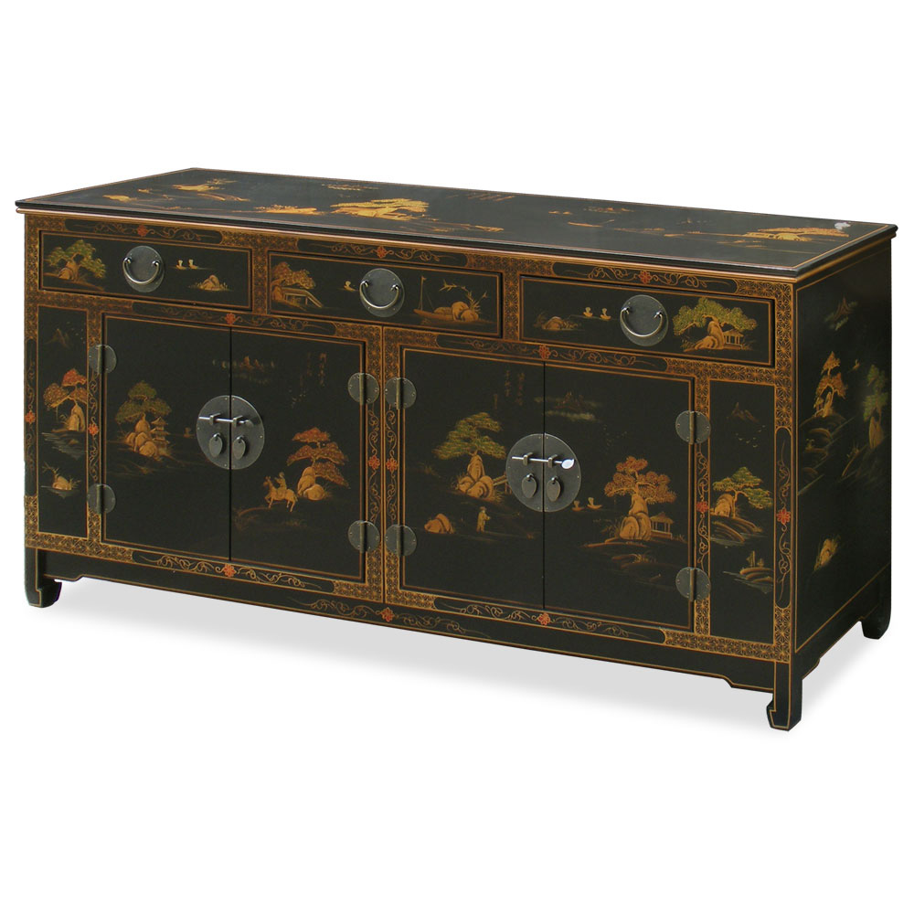 Furniture Bedroom Furniture Chest Chinoiserie Chest