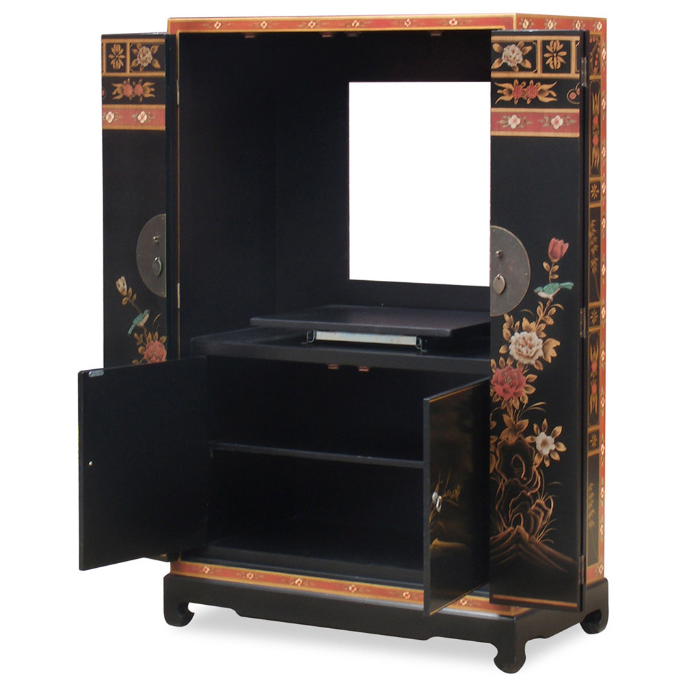 Painted Tv Armoire 28 Images Gorgeous Painted Tv