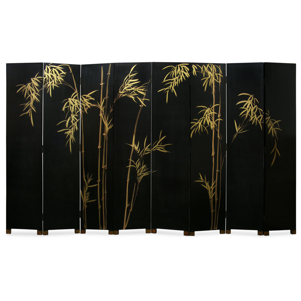 Chinoiserie Imperial Floor Screen