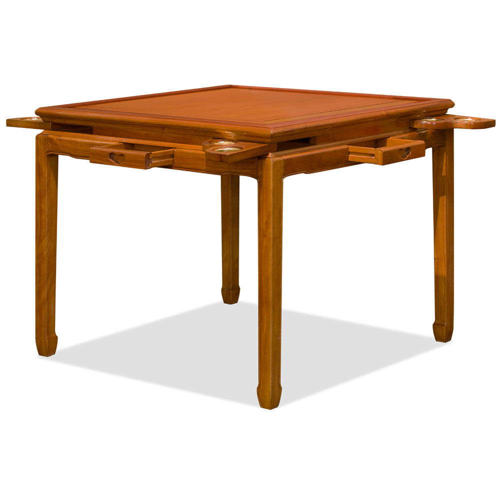 Rosewood Ma-Jon Game Table