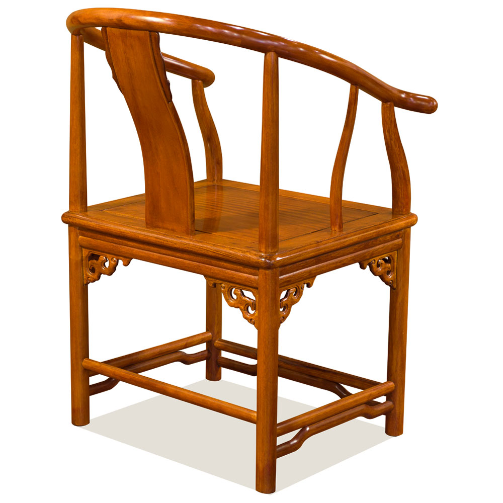 Rosewood Ming Style Chair