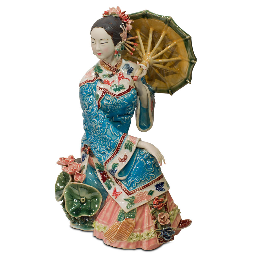 Chinese Porcelain Doll